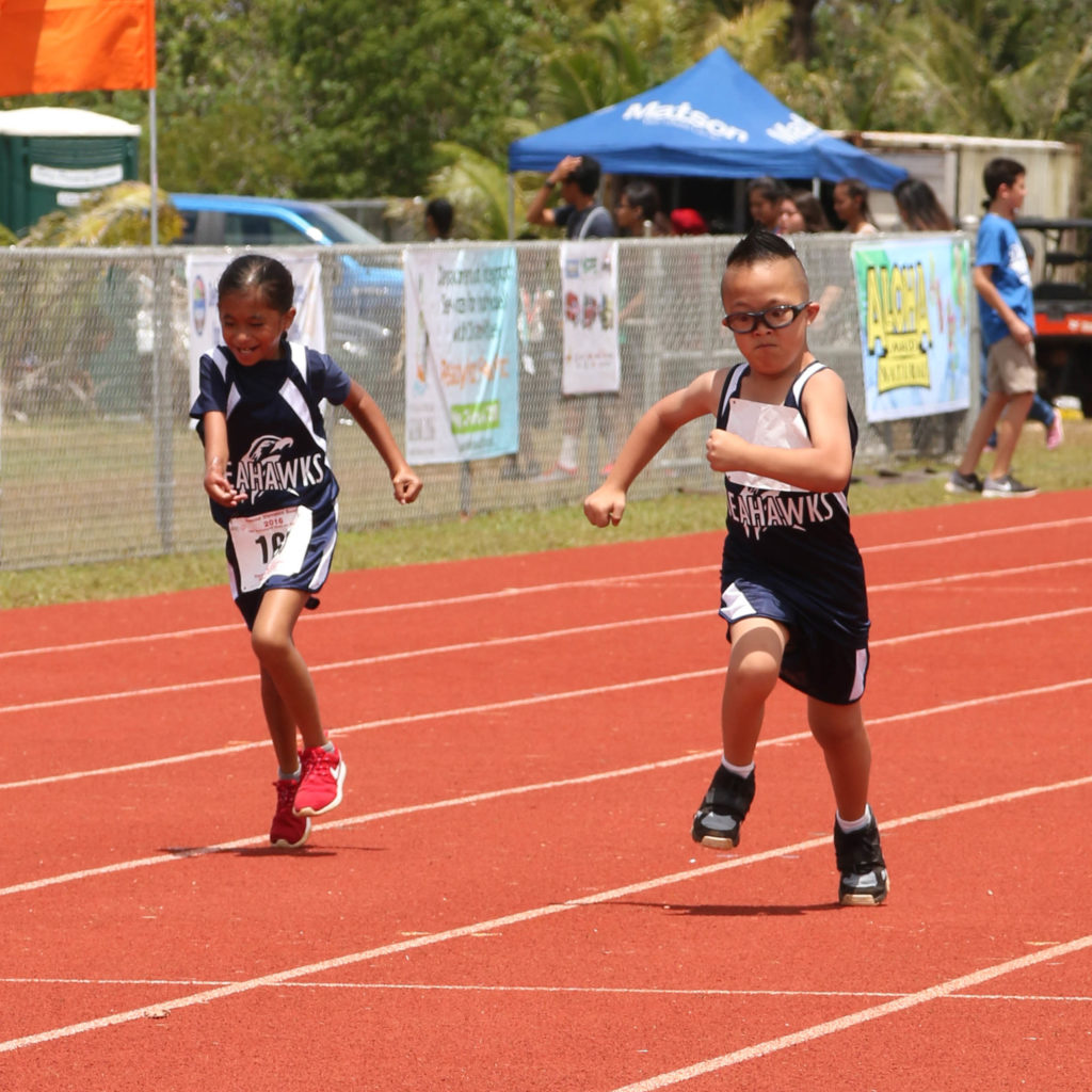 Special Olympics Guam Track & Field